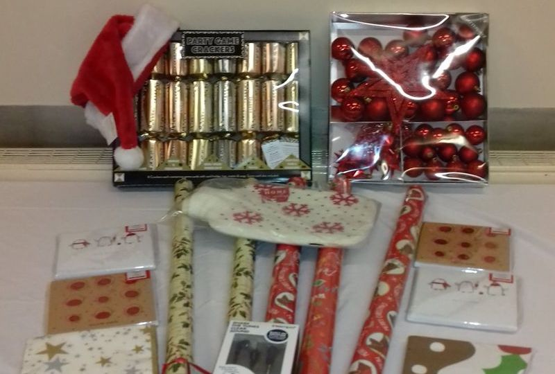 Christmas items for sale