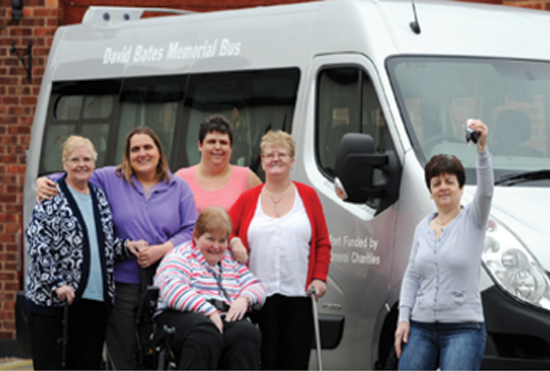 Volunteer Mini Bus Drivers wanted